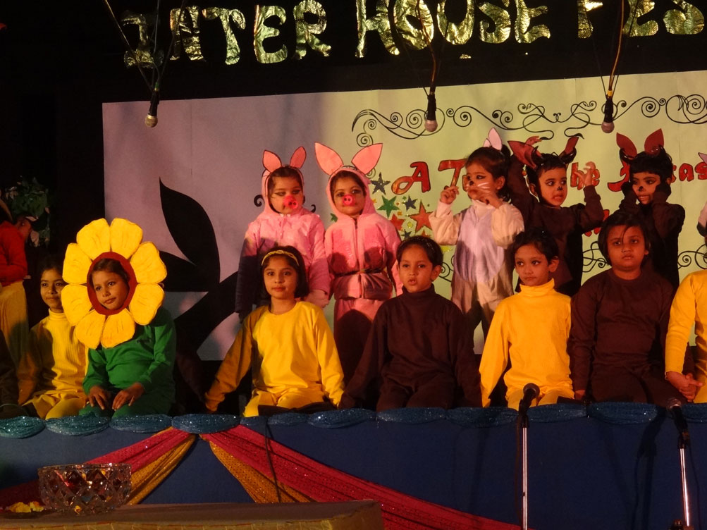 Inter House Fest