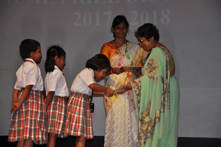 Annual Prize Day Junior Section
